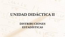 Distribuciones estadísticas para Topografía