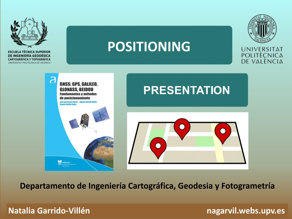 Positioning Presentation