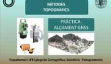 GNSS. Pràctiques de Mètodes Topogràfics
